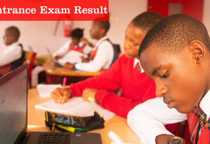 Adorable British College Entrance Exam Result